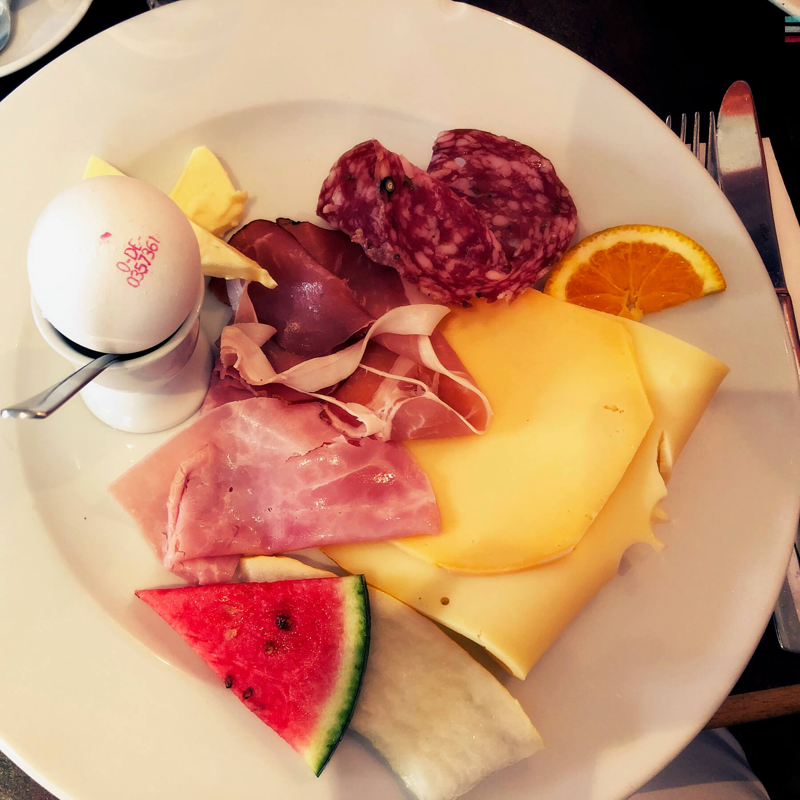 Frühstück in Köln-Ehrenfeld