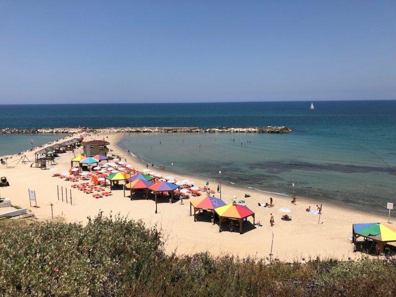 Gaybeach in Tel Aviv
