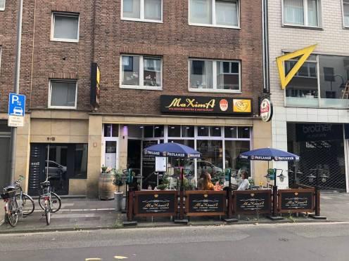 Polnisches Restaurant Maxima in Köln