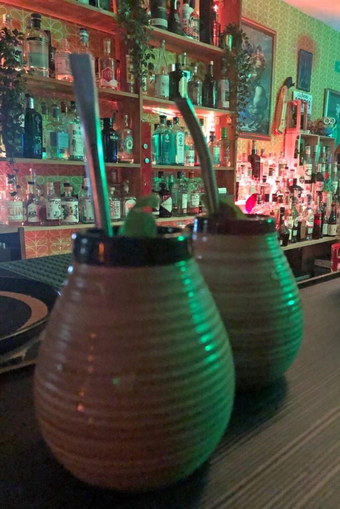 Cocktail mit Principe de los Apostoles