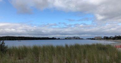 Blick über den Binnensee