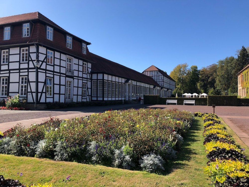 Hotel Gräflicher Park in Bad Driburg