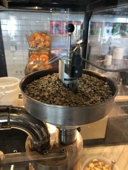 Roher Kaffee