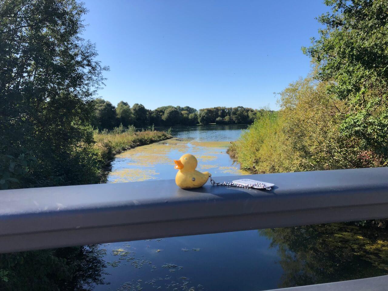 *Werbung* Paderborn: Entlang der Pader von der Quelle bis zum Ende