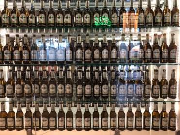 Biere von Warsteiner in der Warsteiner Welt
