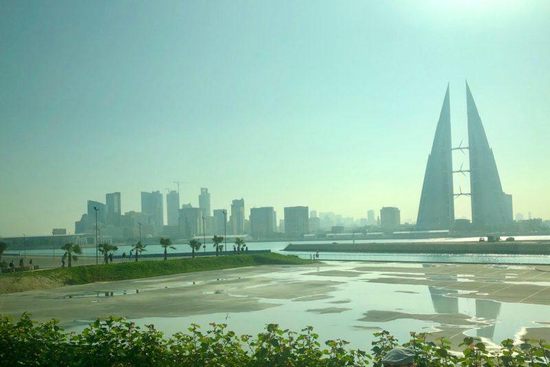Das World Trade Center in Manama