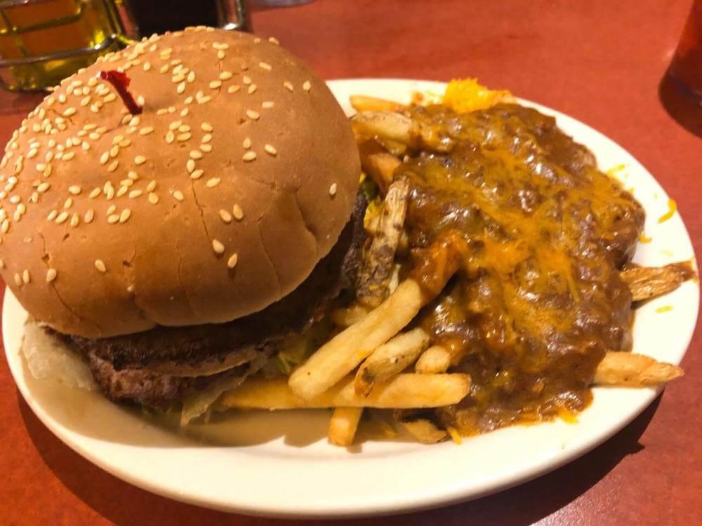 Burger Bob's Big Boy