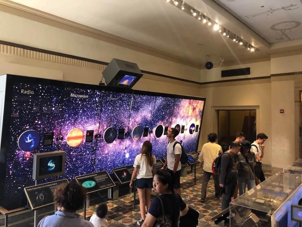 Griffith-Observatorium Ausstellung