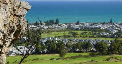 Hermanus an der Garden Route