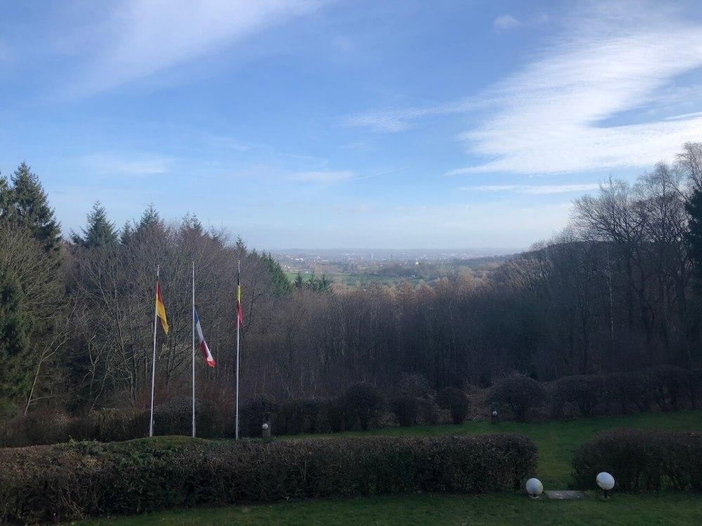 Dreiländereck Panorama