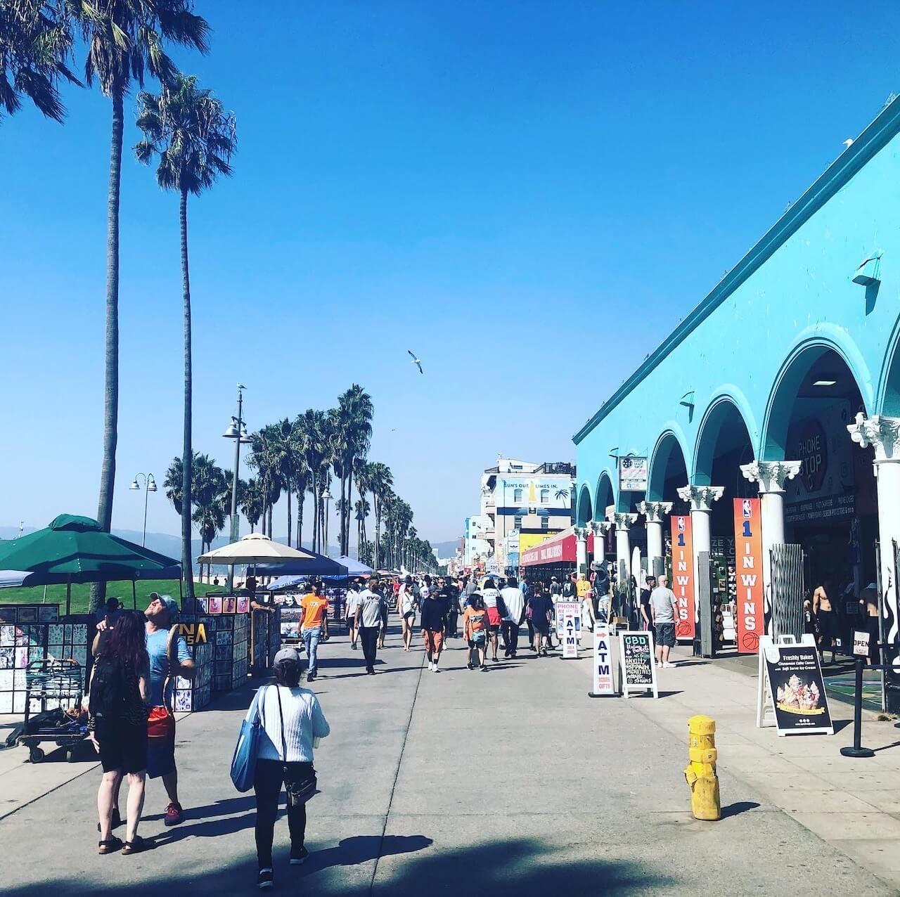 Los Angeles' Strände: Malibu, Santa Monica und Venice Beach