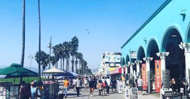 Los Angeles Strände Venice Beach