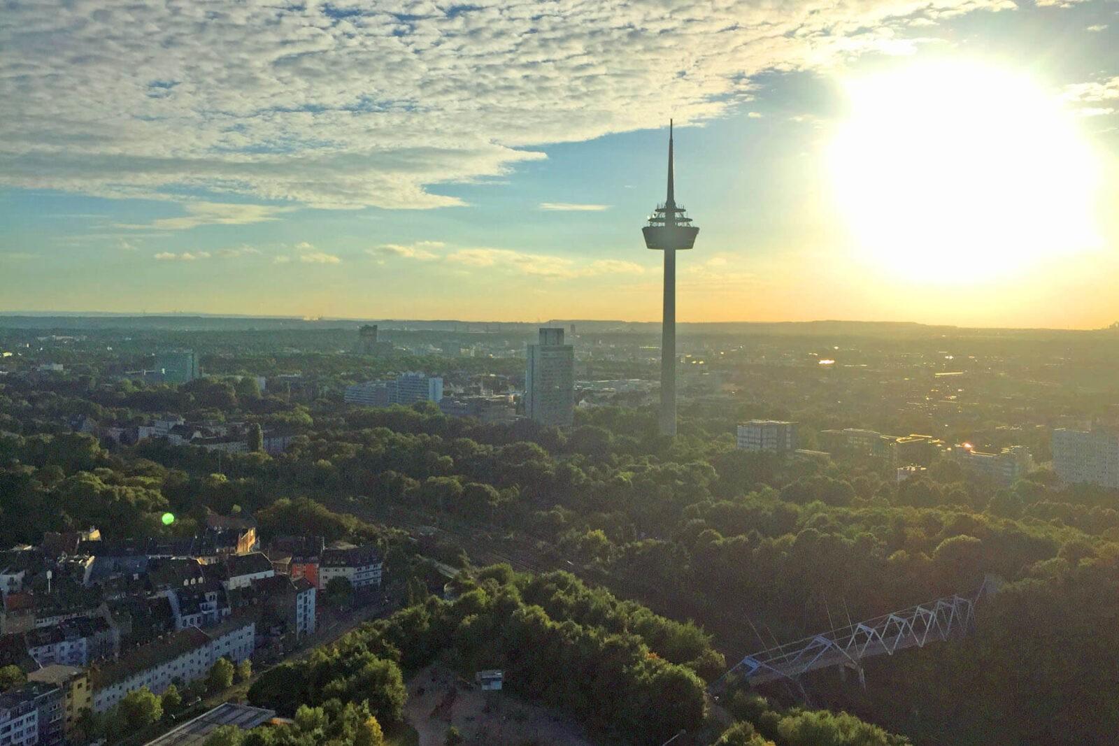 Laufstrecken in Köln: Innerer Grüngürtel