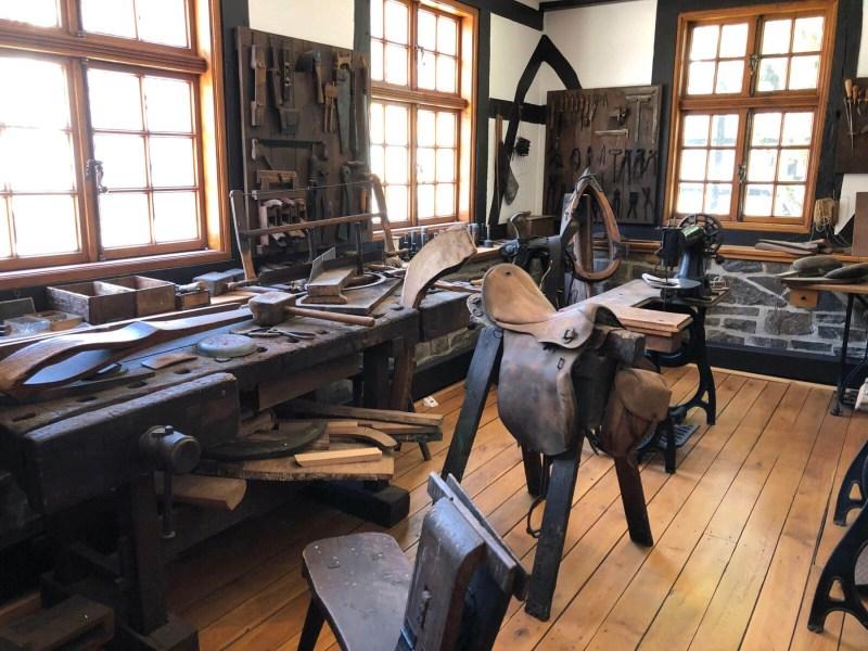 Hagen: Im Freilichtmuseum historische Werkstätten und Betriebe entdecken