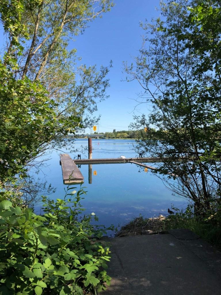 Stadtwandern in Köln: Rund um den Fühlinger See