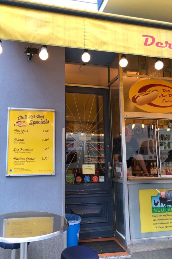 Eat the World in Berlin-Schöneberg