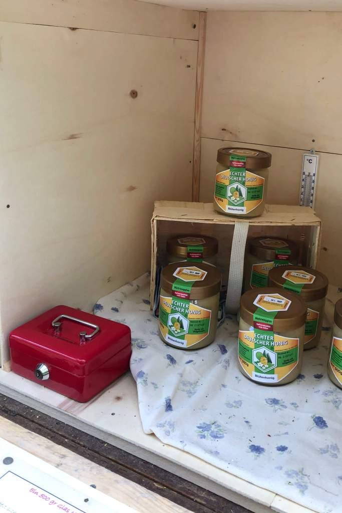 Honig am Wegesrand kaufen