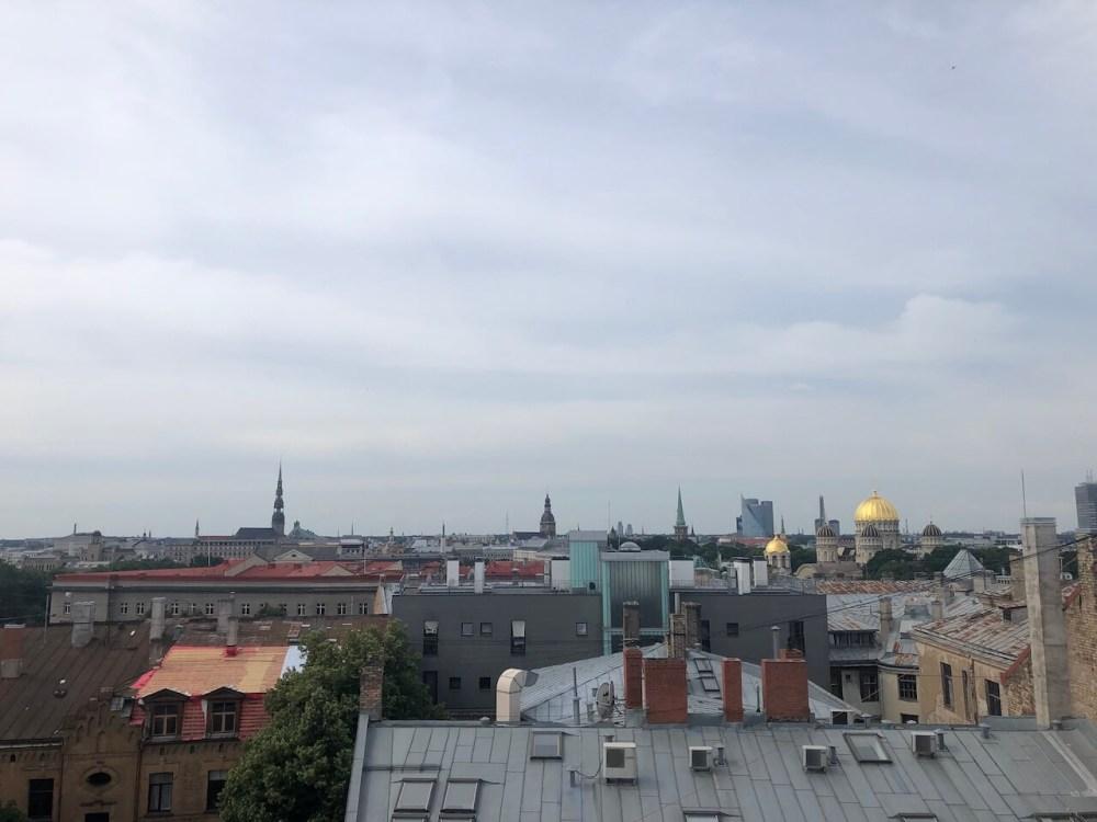 Essen in Riga - lecker und abwechslungsreich