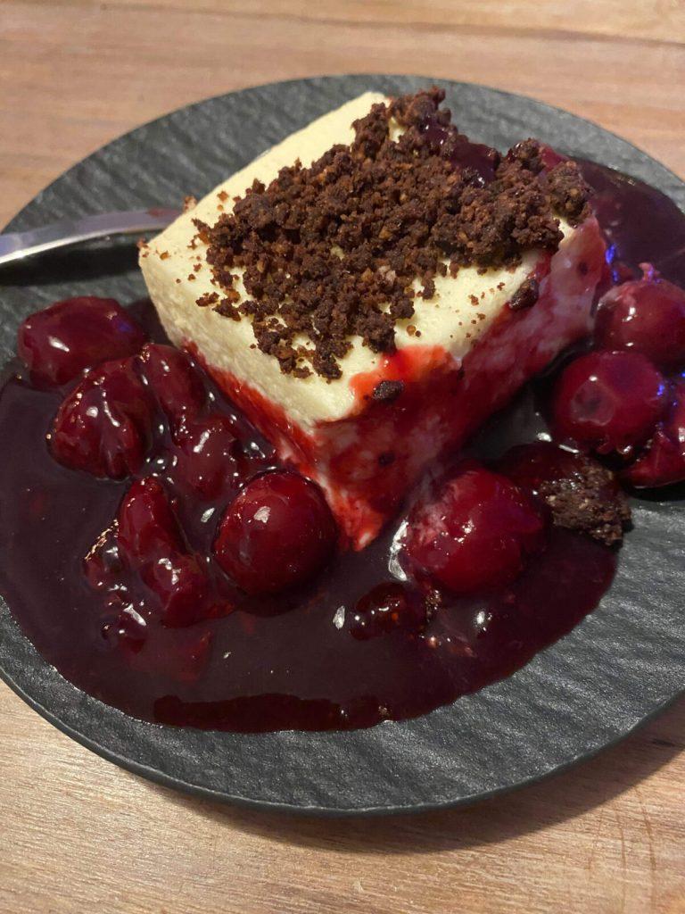Lecker Essen im Sternerestaurant La Société in Köln