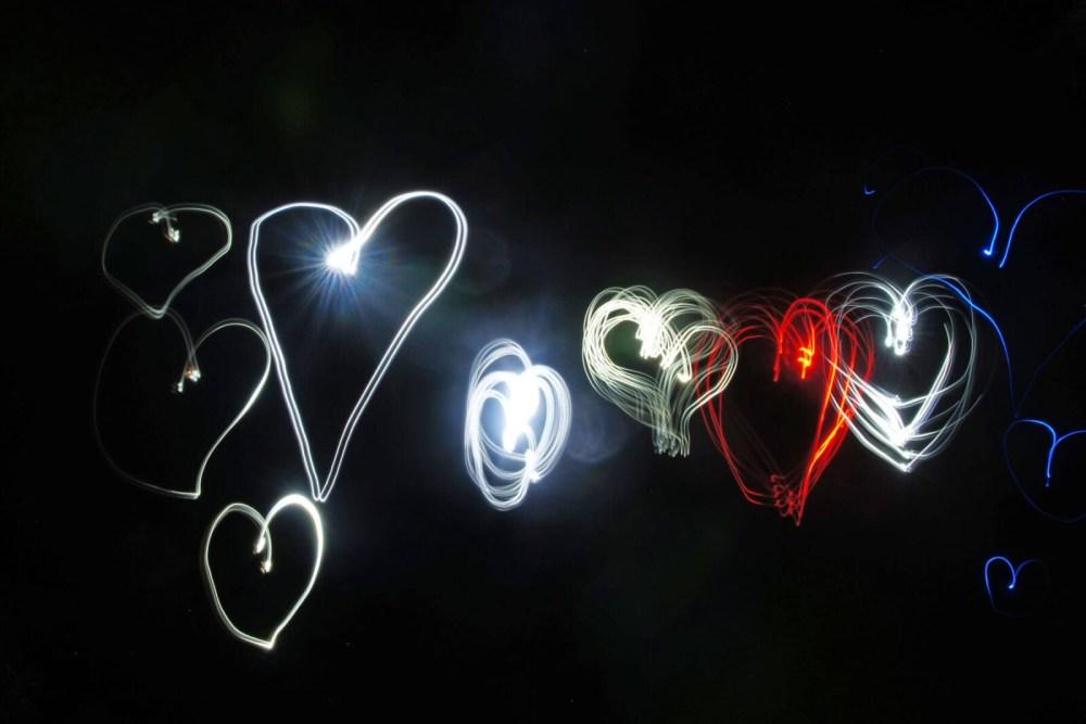 Valentinstag: Wenn überall Liebe sein soll