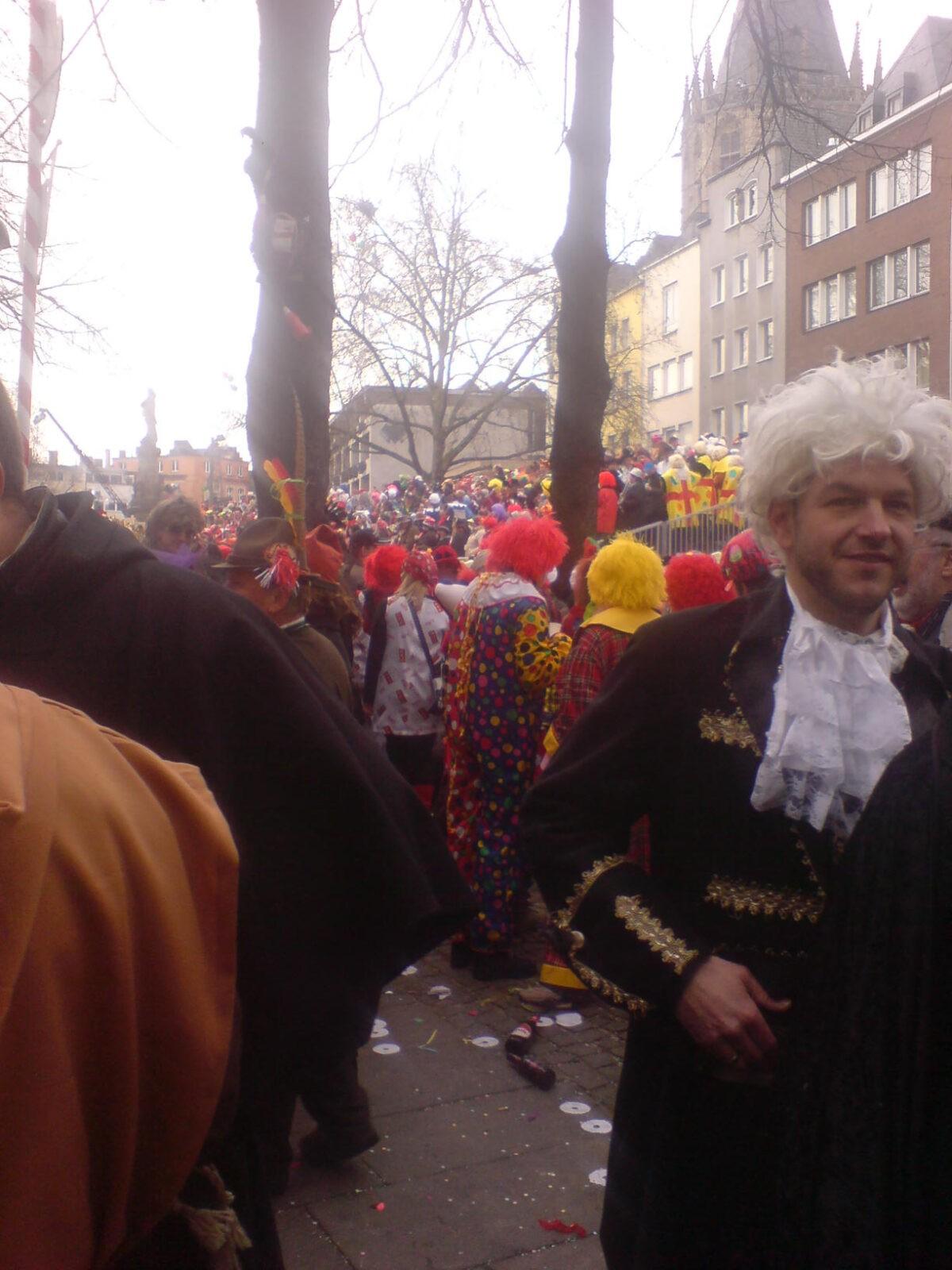 Kölner Karneval im Lockdown – feiern mit Abstand