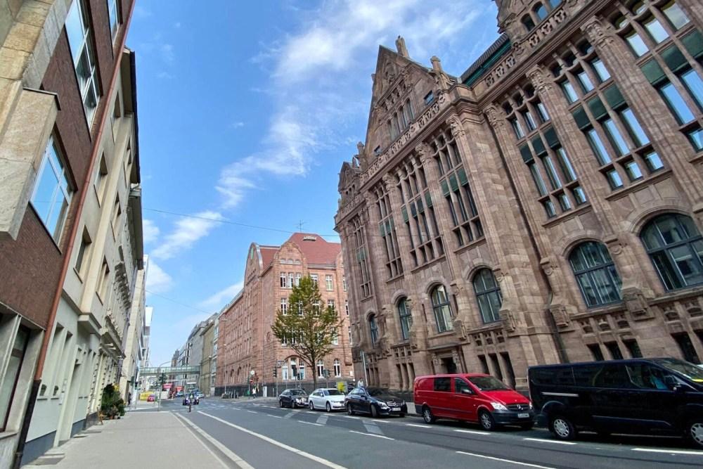 Stadtwanderung in Düsseldorf durch die City