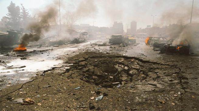 """أمين محمد حبلا :هجمات السويداء.. صفحات الموت برواية """"داعش"""""""