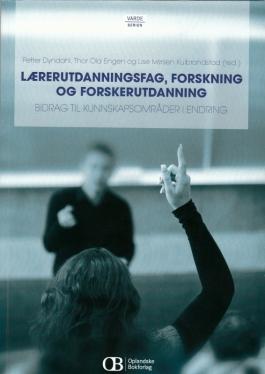 Lærerutdanningsfag, forskning og forskerutdanning
