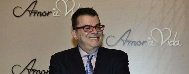 O autor Walcyr Carrasco. Foto: Divulgação