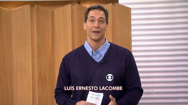 Resultado de imagem para victor Luis Ernesto Lacombe