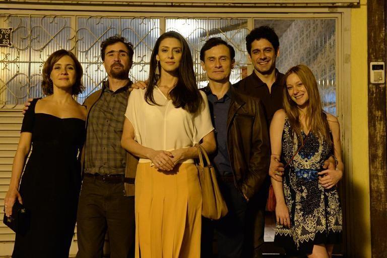 """Personagens da série """"Felizes para sempre?"""", na Globo"""