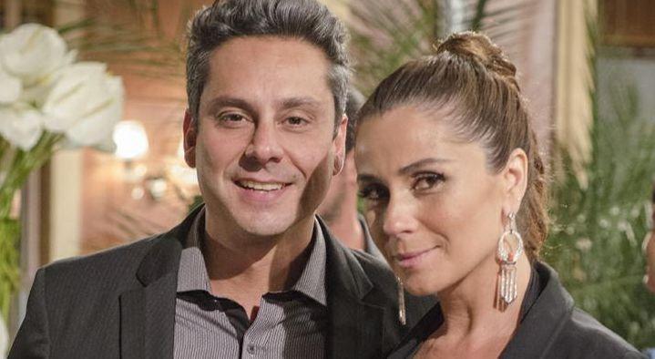 Alexandre Nero e Giovanna Antonelli repetem parceria em A Regra do Jogo. Foto: Divulgação/TV Globo