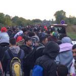Hungary bordercross before its closing