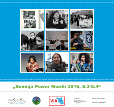 Romnja Power Month
