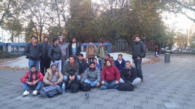 Sendlinger Tor Refugee hungerstrike