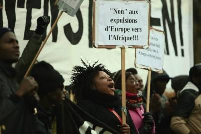 NON aux expulsions au Mali - NEIN zu Abschiebungen nach Mali