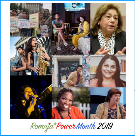 Romnja Power Month 2019