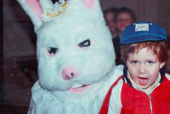 Go home Easter Bunny, You're Drunk