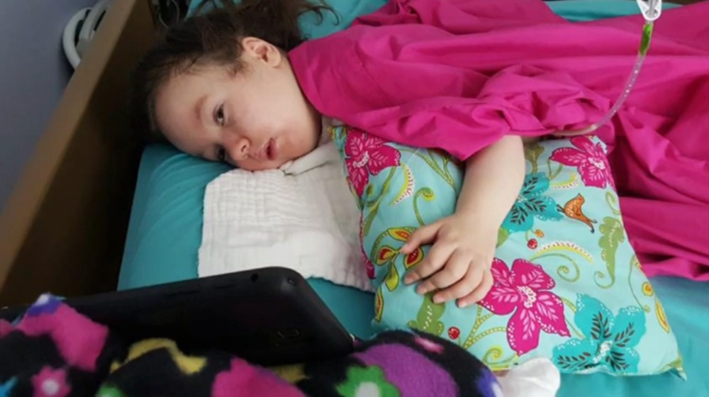 One family in Michigan spends their time making adorable pillows, all part of a mission to comfort sick children (while raising money for them in the process)