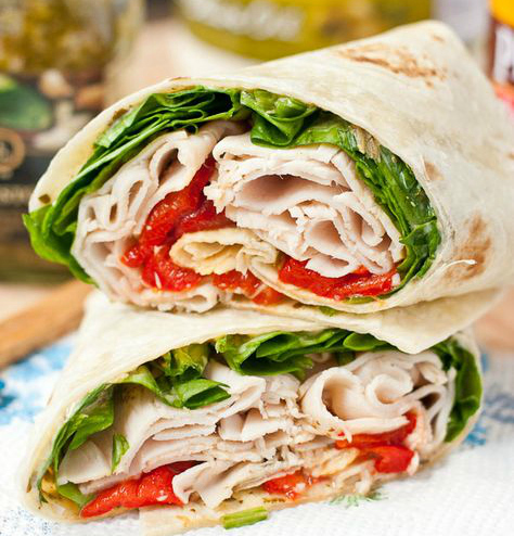 NO MORE SANDWICHES! 20 Handy Non-sandwich Lunch Recipes