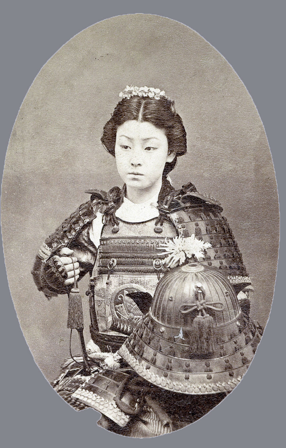 The armour was as much about their protection, spirituality, and glamour.