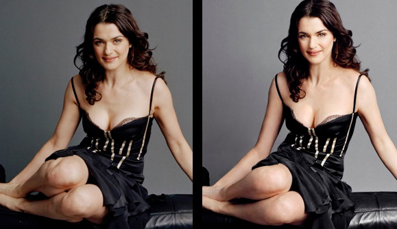 Who doesn't want to marry Rachel Weisz?