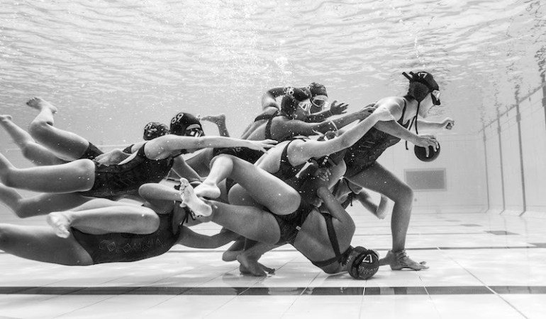 """CONTEST WINNER: """"Under 21 Underwater Rugby Colombian Team"""" Medellin, Colombia"""
