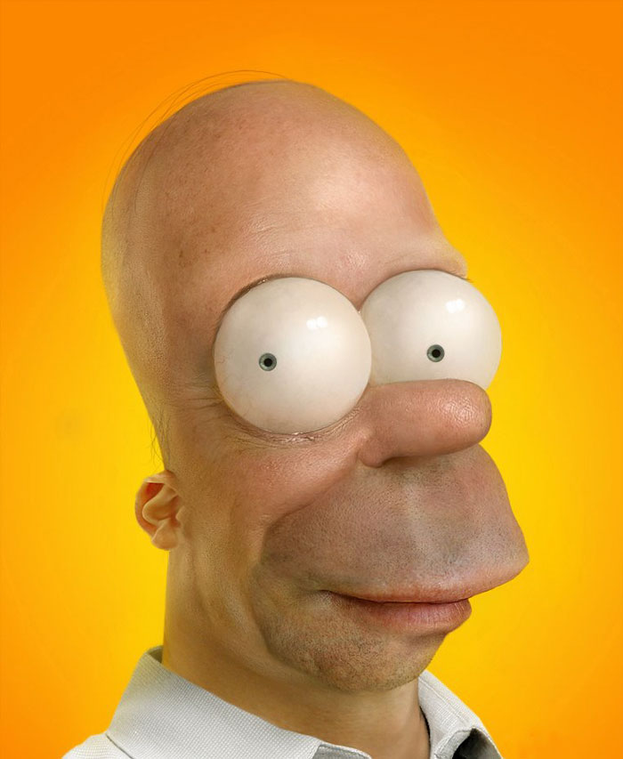 Homer From The Simpsons