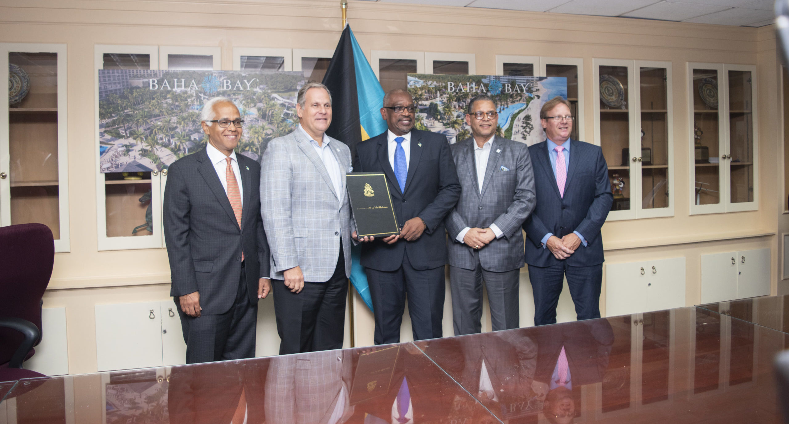 Heads of Agreement signed for Baha Mar Phase II
