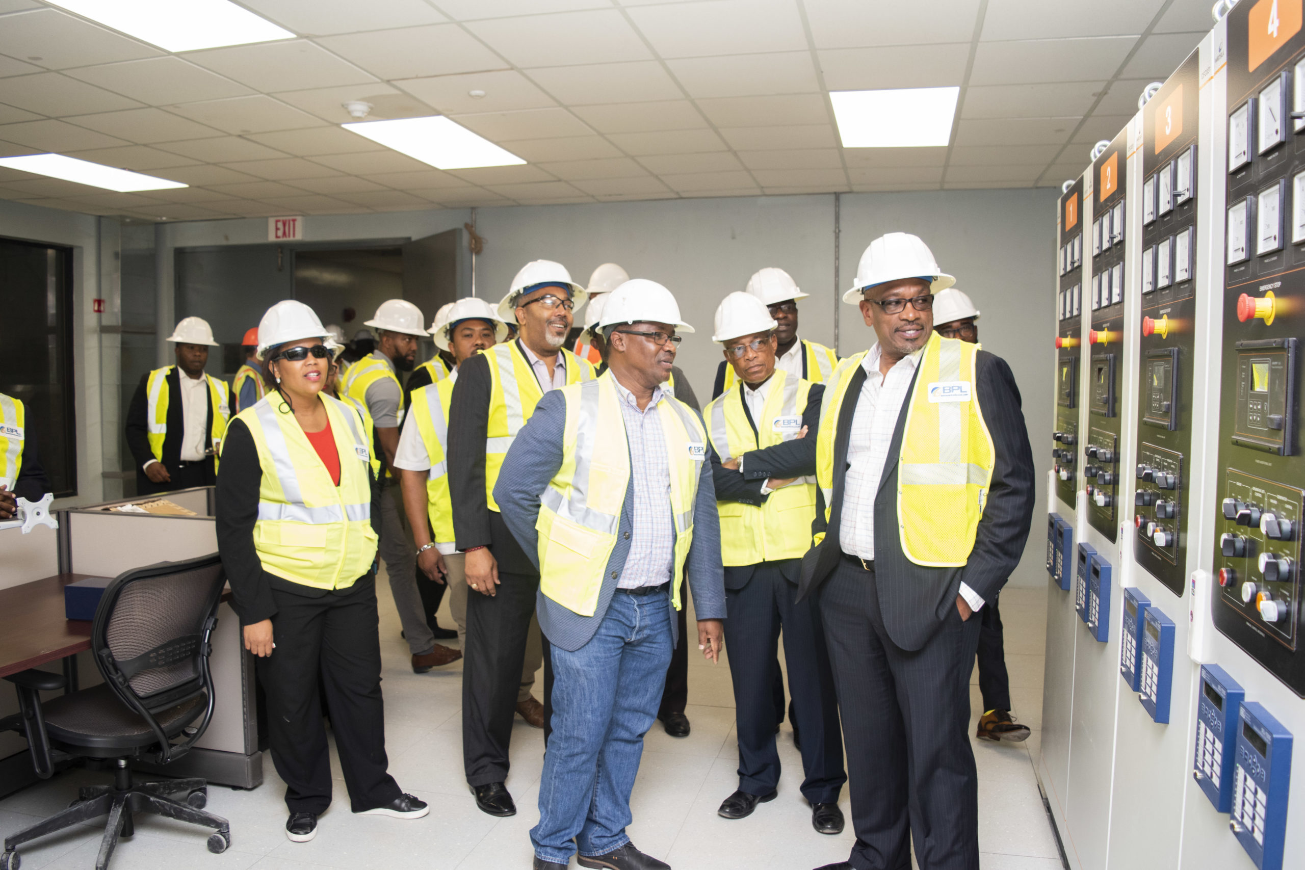 Prime Minister Minnis: Station A part of Government's energy sector reform strategy to reduce cost of living and transition to cleaner fuel