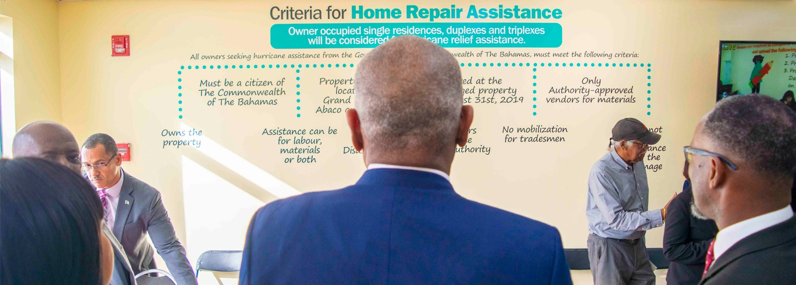 Small Home Repair Programme launched