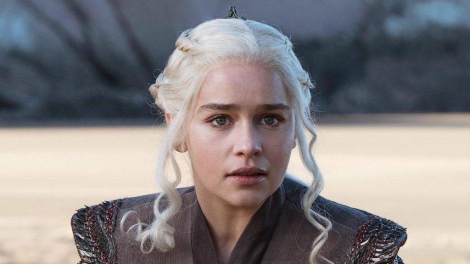 daenerys targaryen game of thrones eyebrows