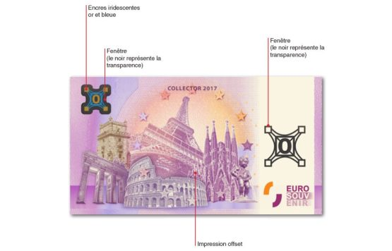 Reverso de zero euro