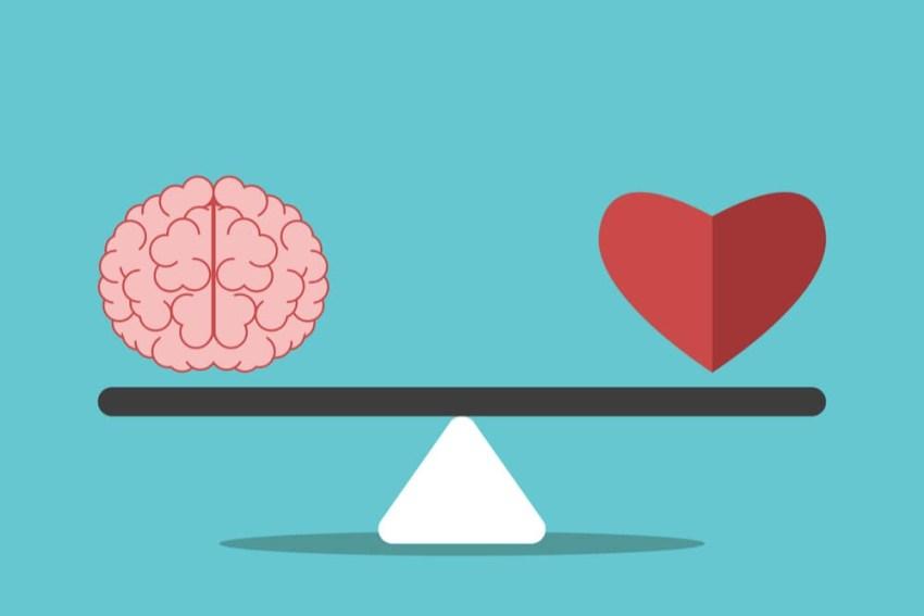 Equilíbrio entre razão e emoção